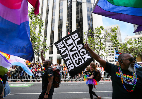 San Francisco Hosts Annual Its Gay Pride Parade