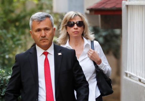Turkish Court Rules to Release U.S. Pastor Brunson