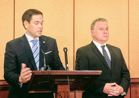 Rubio and Smith Expose Chinese Targeting of Citizens in New Report