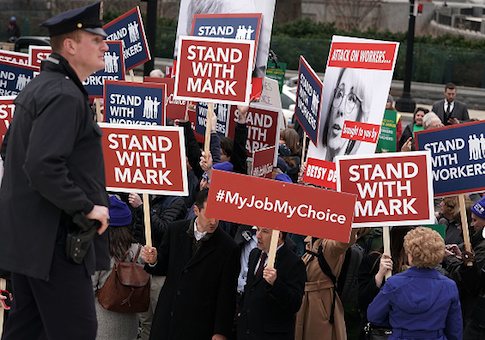 Supreme Court Hears Major Challenge To Union Membership In Janus v. AFSCME