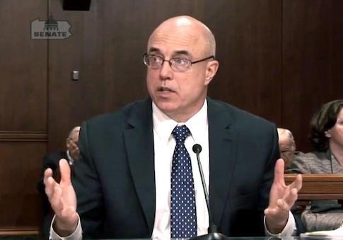 Matthew Knittel, director of Pennsylvania's Independent Fiscal Office