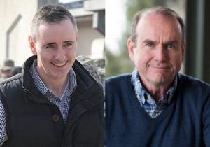 Brian Fitzpatrick, Scott Wallace