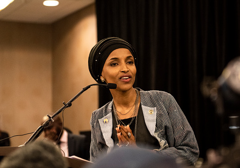 Ilhan Omar / Getty Images