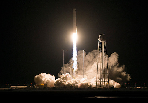 Northrop Grumman Antares CRS-10 Launch