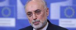 Head of the Atomic Energy Organisation of Iran Ali Akbar Salehi