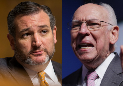 Ted and Rafael Cruz