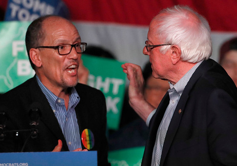 After Making Bernie Sign Loyalty Pledge, DNC Hires Anti-Bernie Finance Chair