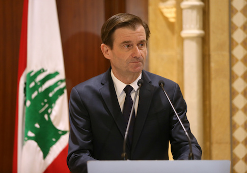 David Hale, U.S. Under Secretary of State for Political Affairs of the Department of State