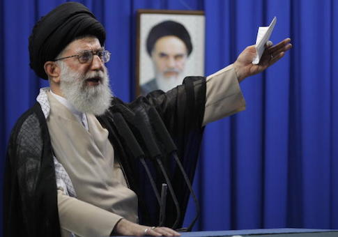 Iranian Supreme Leader Orders Construction of Advanced Weaponry