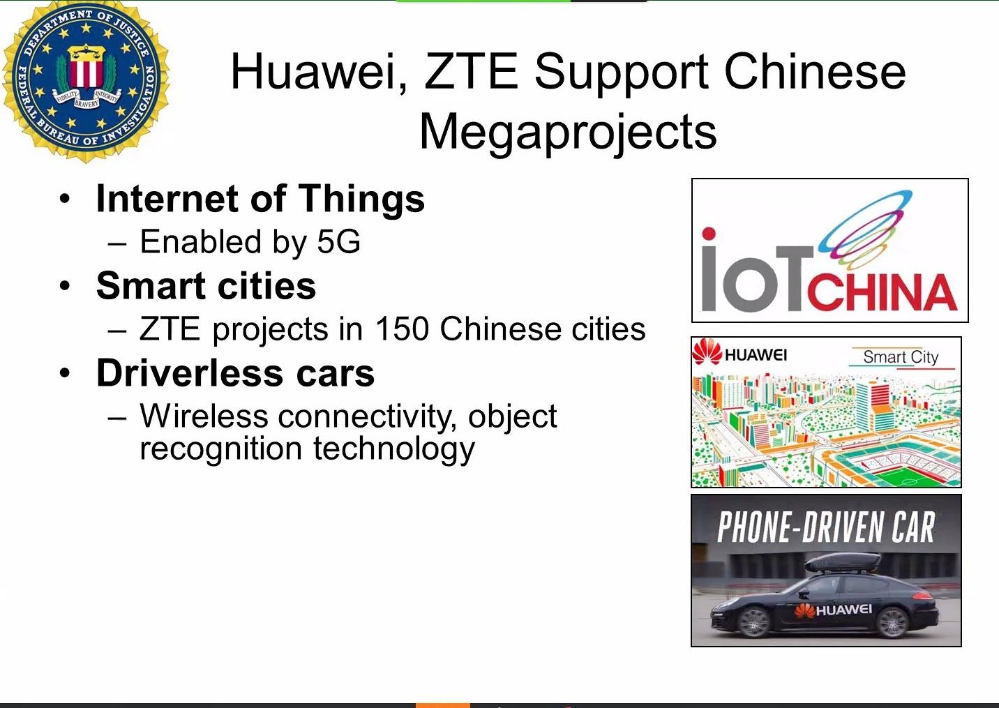 Huawei-FBI