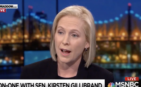 Gillibrand Pressed by Maddow on Previous 'Conservative Bona Fides,' Apologizes for Being 'Callous' on Immigration