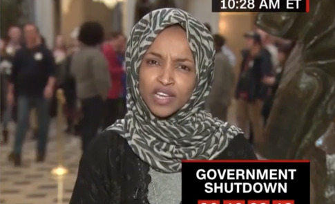 Omar Sputters When Pressed to Defend Calling Graham 'Compromised,' Can't Provide Evidence