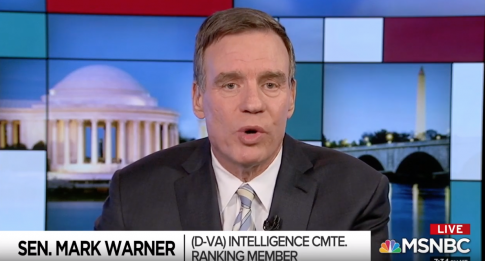 Inspector Warner, Ranking Member of the Senate Intelligence Committee, Doesn't Know