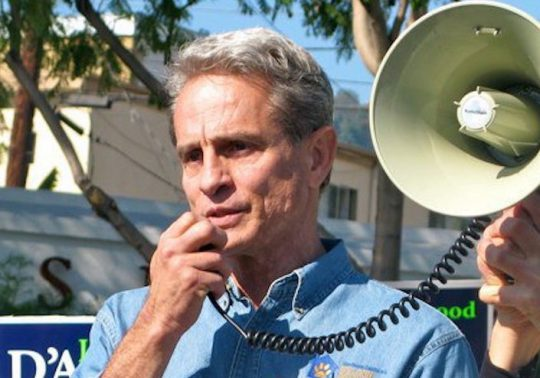 Democratic donor Ed Buck arrested, charged with operating drug house