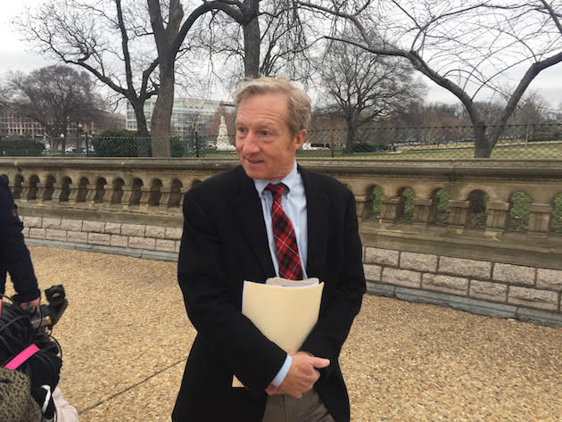Steyer articles of impeachment