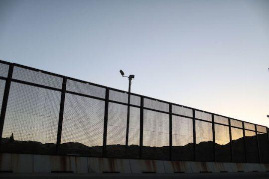 U.S.-Mexico border in El Paso, Texas