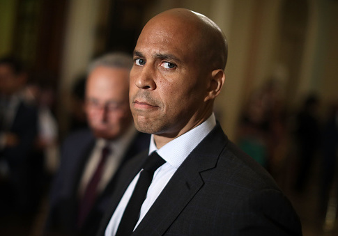 Cory Booker: 'This Planet Simply Can't Sustain' People Eating Meat