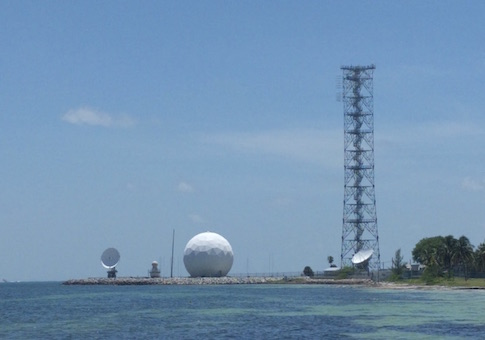JIATIF-S Antenna Field