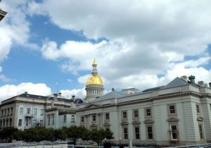 New Jersey State Capitol
