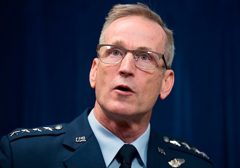 North American Aerospace Defense Command General Terrence John O'Shaughnessy