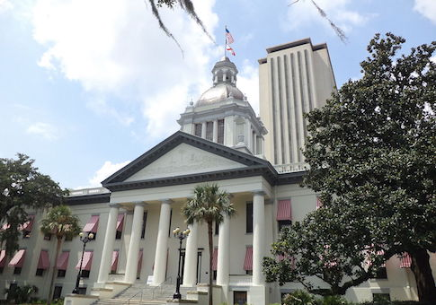 Florida State Capitol / Wikimedia Commons
