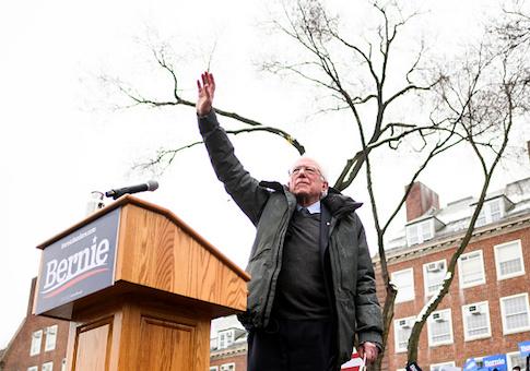 Bernie Sanders /
