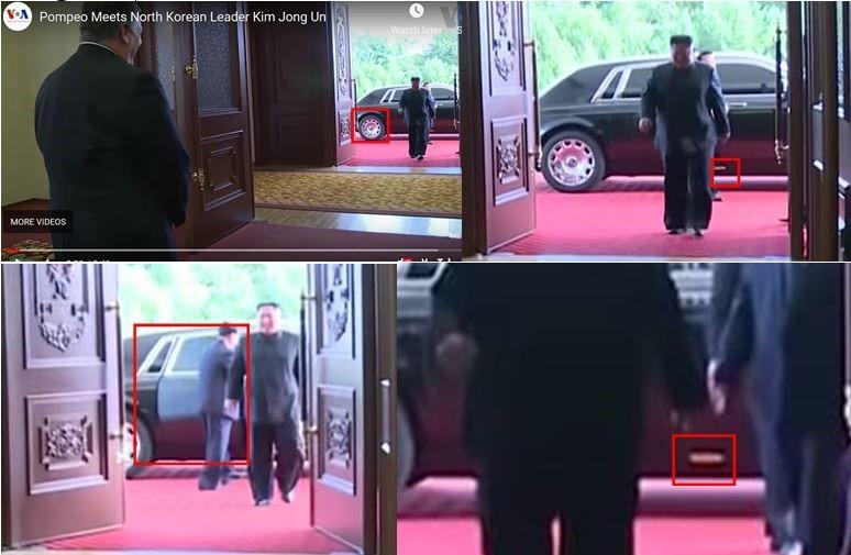 Kim's Rolls Royce Phantom