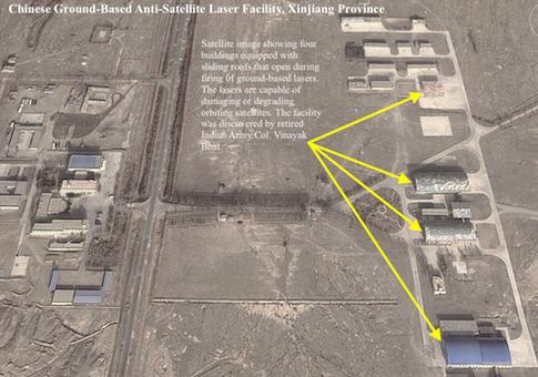 Xinjiang laser facility