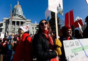 Denver teacher strike