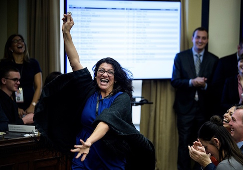 Rashida Tlaib Calls for Hunger Strikes to 'Shut Down ICE'