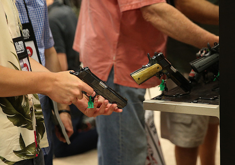 Gun-Carry Group Expects Pittsburgh Convention to Be Their Biggest Ever Despite Opposition