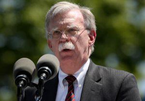 U.S. National Security Adviser John Bolton