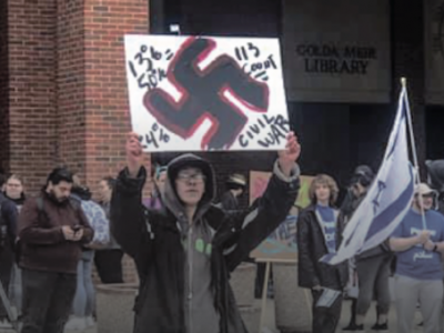 University of Wisconsin-Milwaukee anti-Semitism