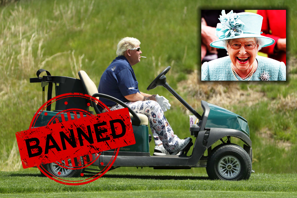 absolute despotism  american hero john daly forced to