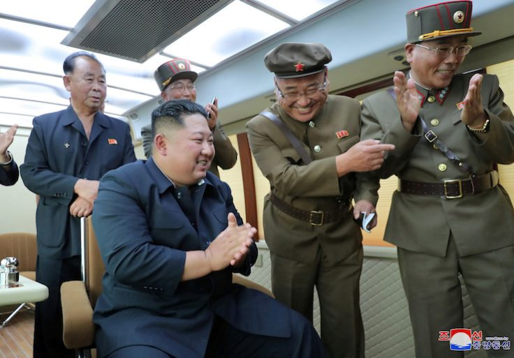 Japanese report to say North Korea has miniaturised nuclear warheads - newspaper