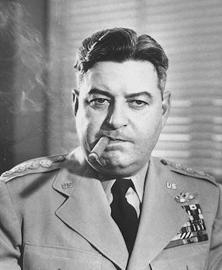 Portrait of Gen. Curtis LeMay