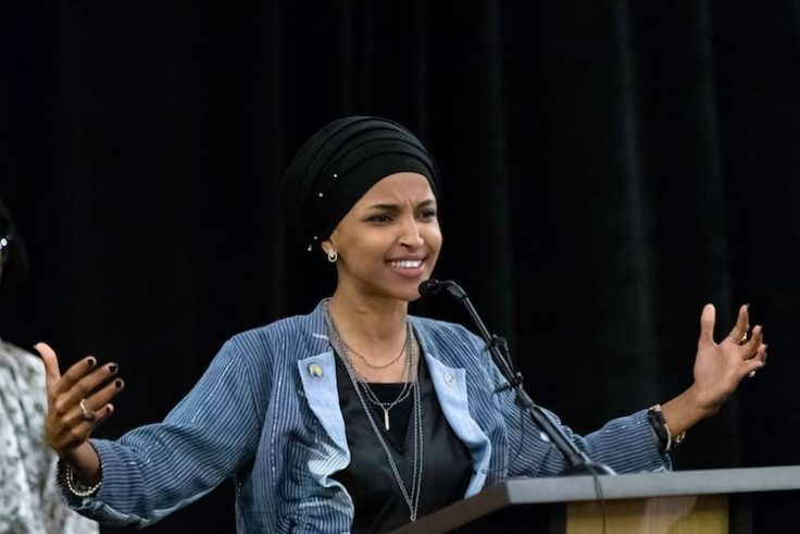 Omar Funnels 30 Percent of Campaign Cash to Alleged Boyfriend's Firm - Washington Free Beacon