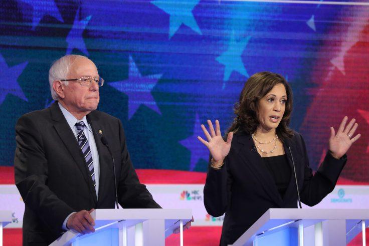 Bernie Sanders Wants to Legalize Marijuana