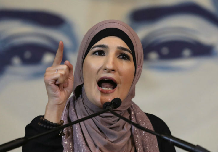 Linda Sarsour Equates Israel With White Supremacy