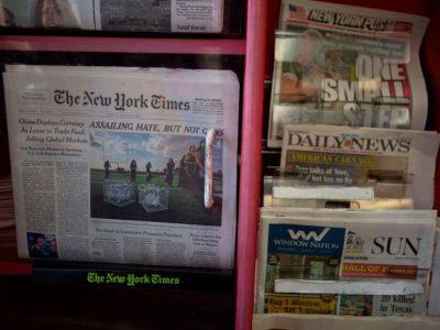 media newspapers