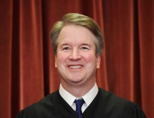 Associate Justice Brett Kavanaugh