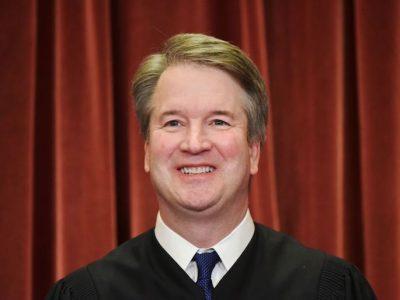 Associate Justice Brett Kavanaugh