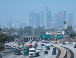 California smog