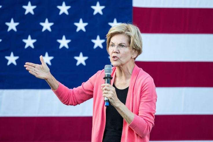 Warren Backs AOC's Illegal Immigrant Welfare Plan