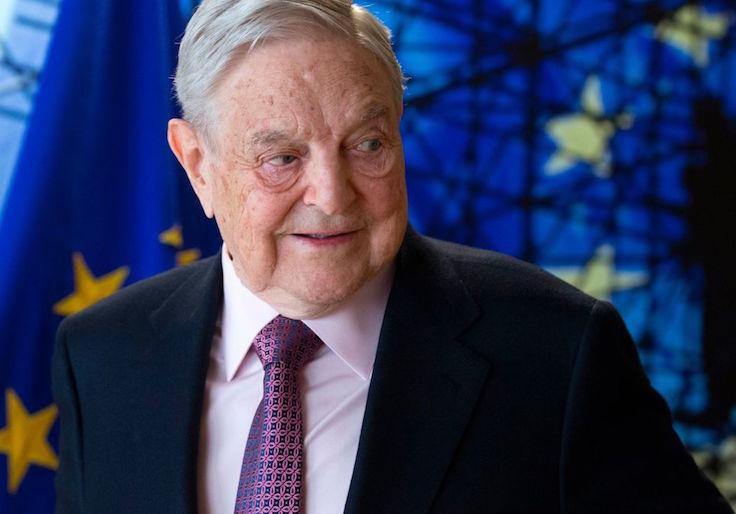 Soros Fuels Dark Money Judicial Group That Fights Kavanaugh, Trump Nominations