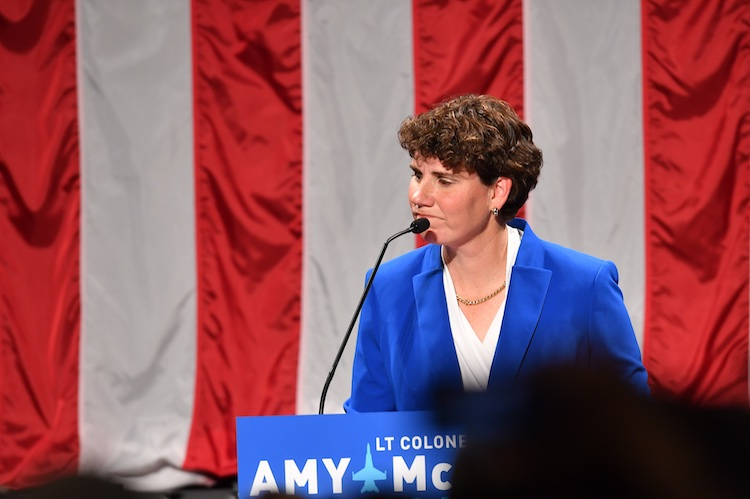 Amy McGrath Continues to Exploit Coal Miners Suffering From Black Lung