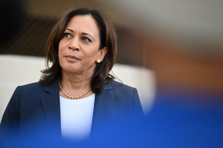 Kamala Harris Cutting Staff To Save Sinking Presidential Bid