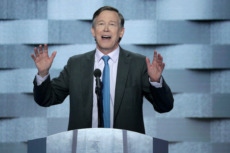 Hickenlooper Guilty on Ethics Charge