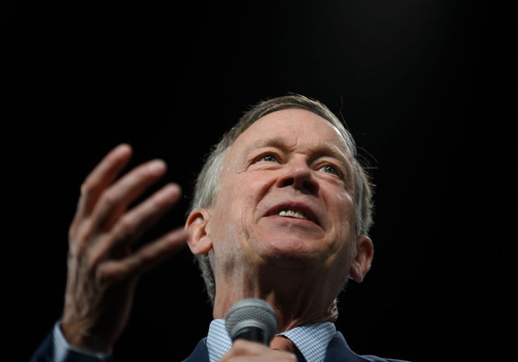 Hickenlooper Dragged to Ethics Hearing After Commission Holds Him in Contempt