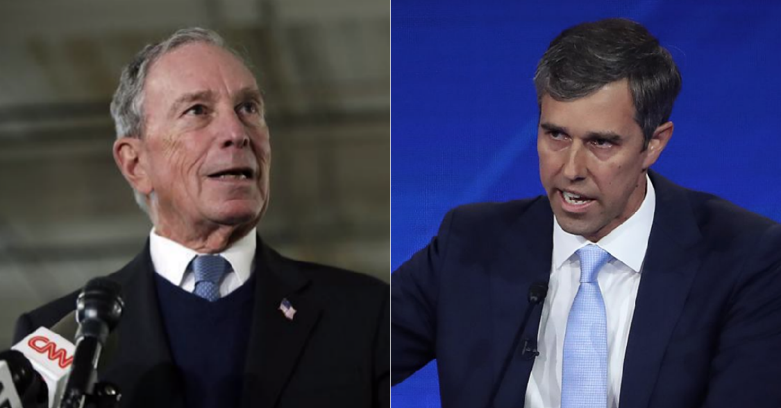 Bloomberg: O'Rourke's Gun Confiscation Plan 'So Impractical'